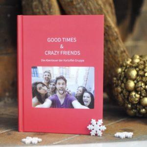 Libro WhatsApp de amigos: Grupo