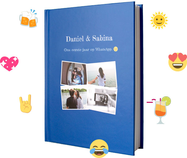 WhatsApp boek zapptales