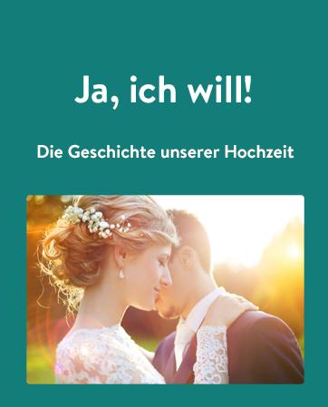 WhatsApp Buch Hochzeit mobile