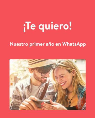Libro WhatsApp parejas