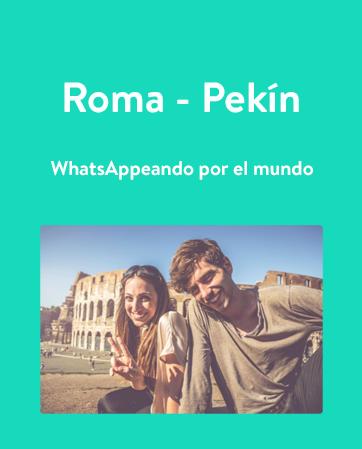 Libro WhatsApp viajes
