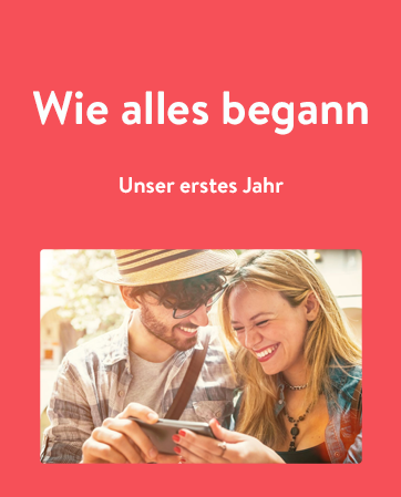 WhatsApp Buch Pärchen mobile