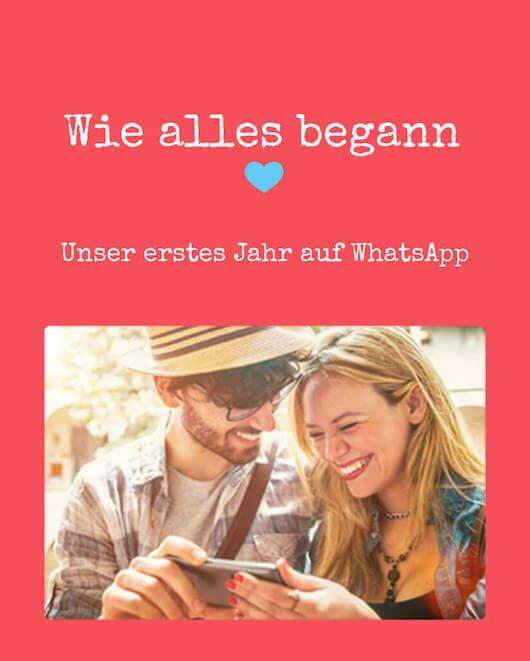 Eure Lovestory als WhatsApp Buch drucken