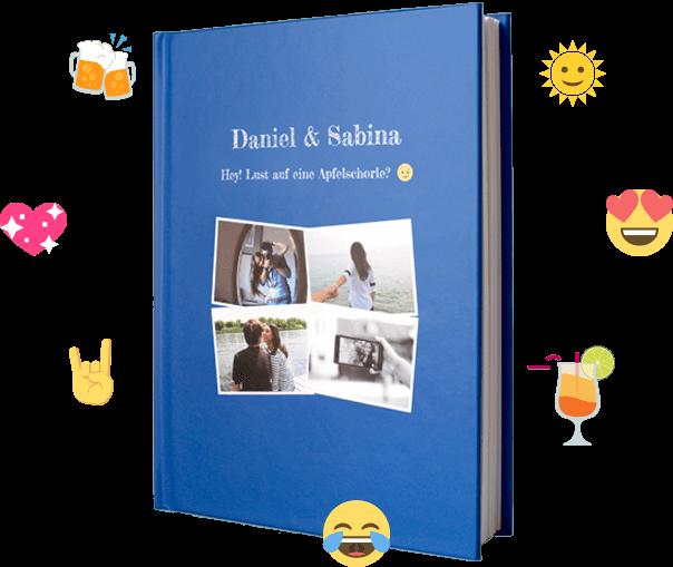 WhatsApp Buch zapptales Hardcover