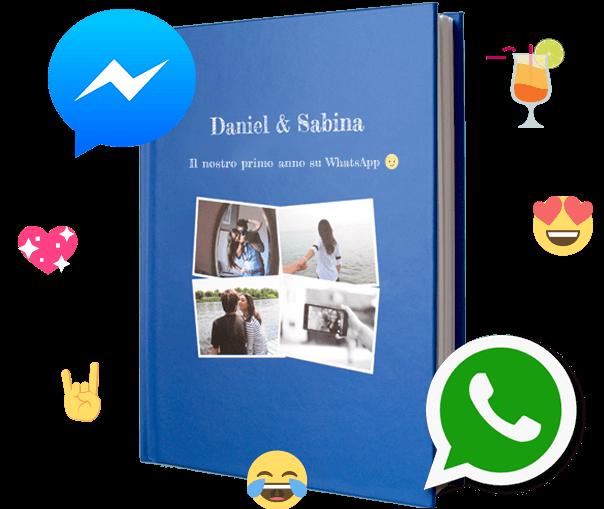Libro WhatsApp zapptales