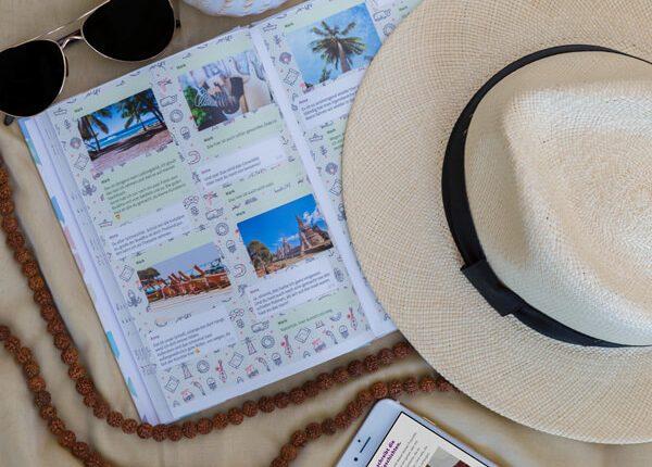 Libro chat viaje