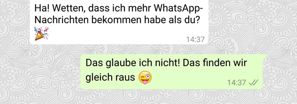 WhatsApp Usage