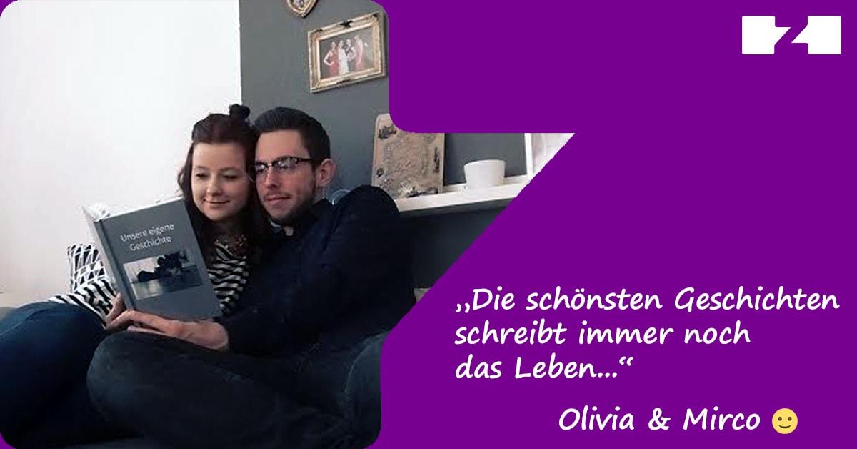 Meine zapptales Erfahrung von Olivia und Marco
