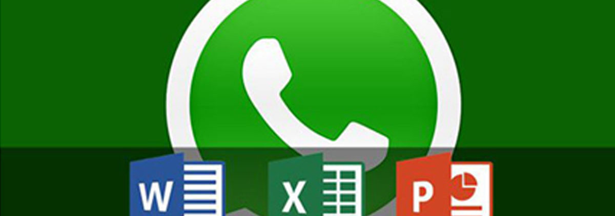 Dokumente per WhatsApp verschicken