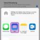 WhatsApp export über iCloud