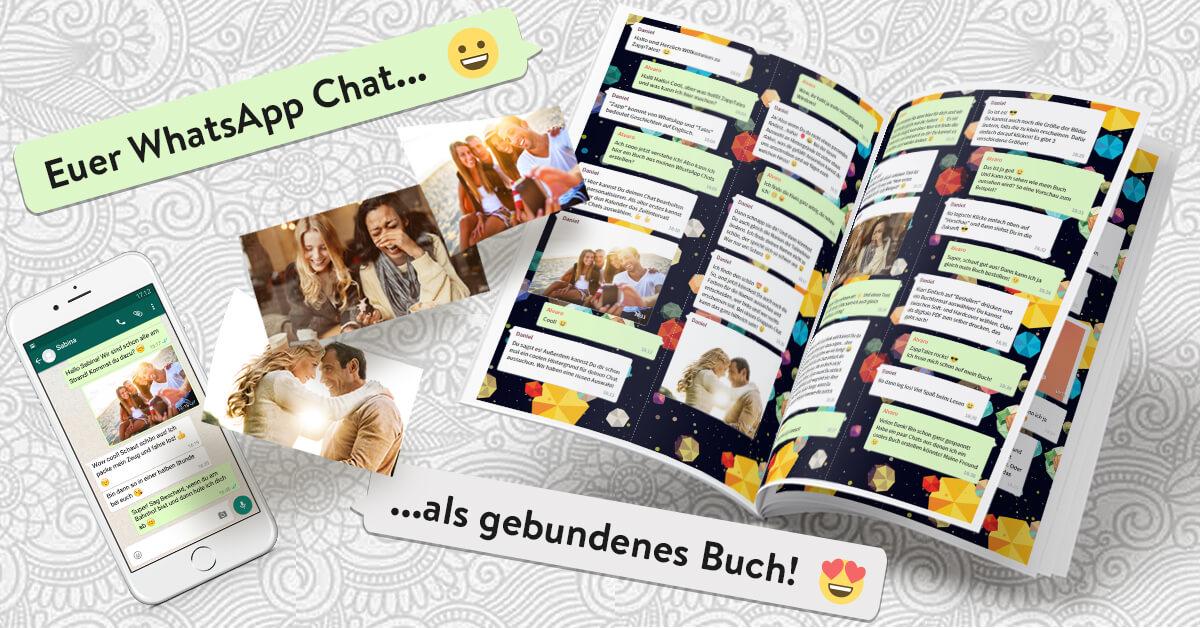 WhatsApp Buch