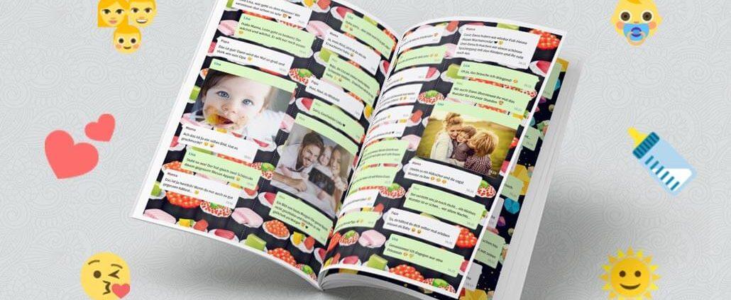 WhatsApp Buch von zapptales aus Baby Chat