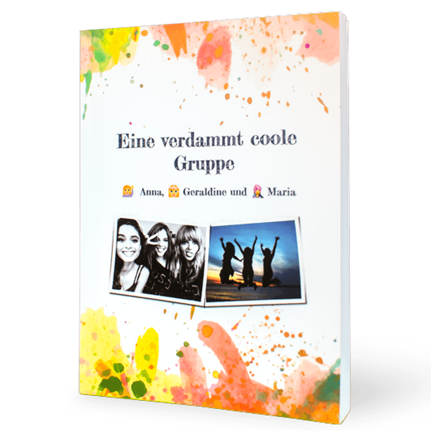 zapptales Buch Softcover