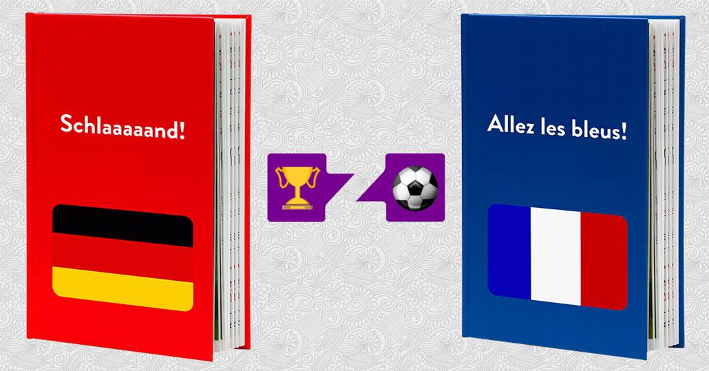 Dein Fußball WhatsApp Buch