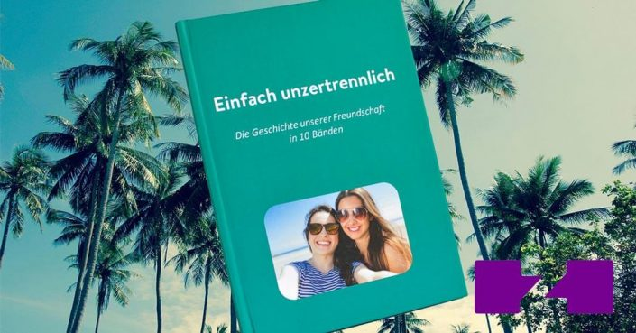 zapptales WhatsApp Buch über Urlaub mit der Freundin