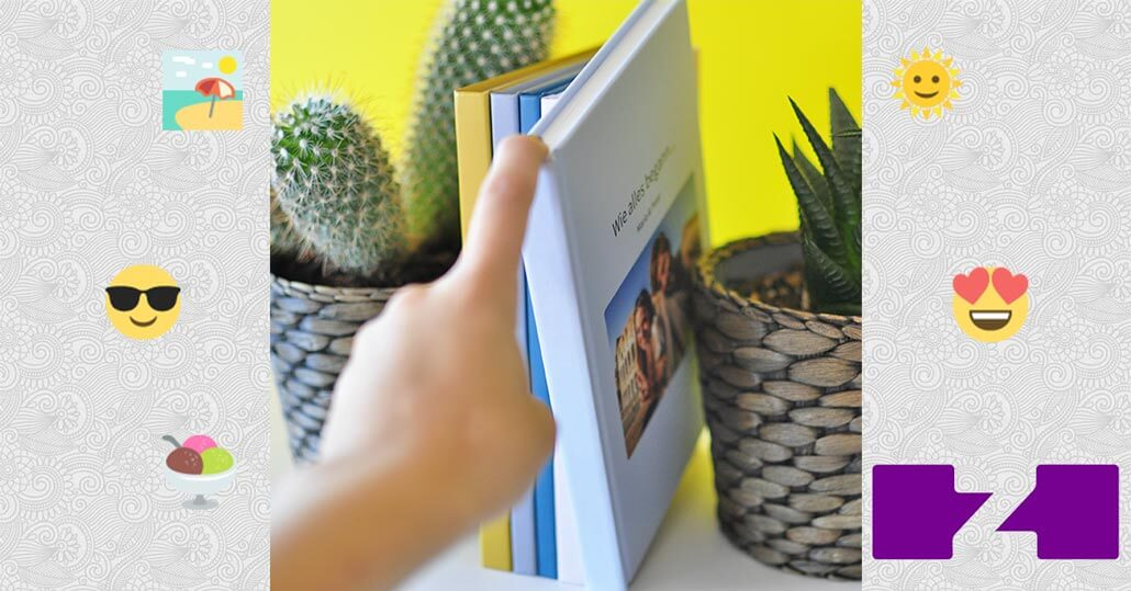 Das WhatsApp Buch von zapptales als Urlaubslektuere