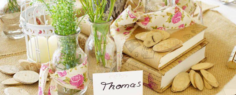 Gastschenk zur Hochzeit
