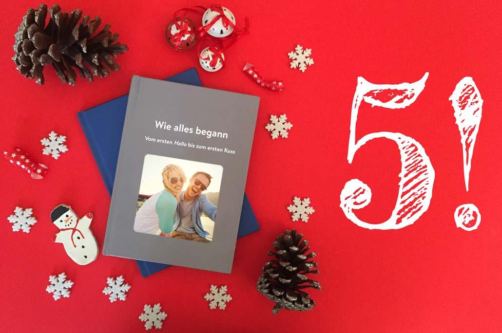 Persönliches Geschenk für Freundin ein Buch aus eurem Chat