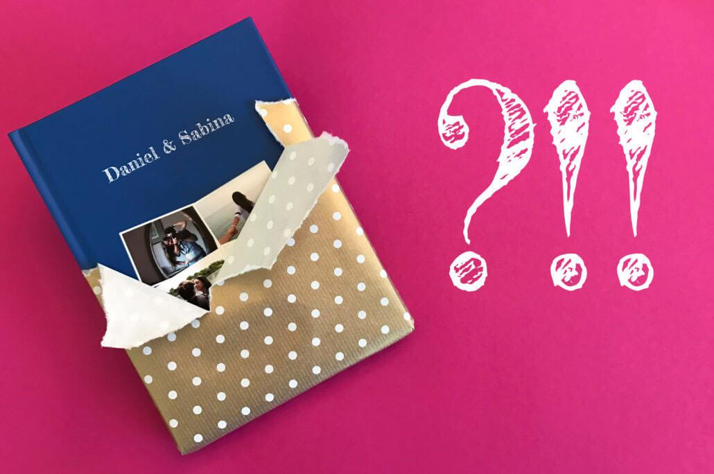 5 Anlässe für ein persönliches Geschenk