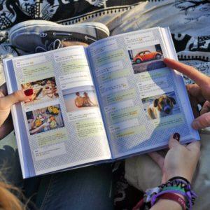 Libro WhatsApp de zapptales para parejas