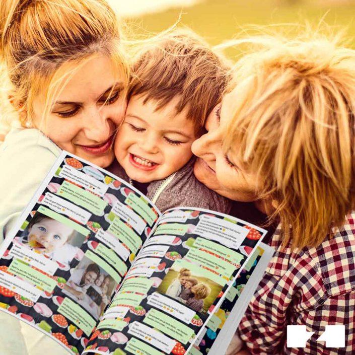 Muttertag Geschenkideen Familien WhatsApp Buch