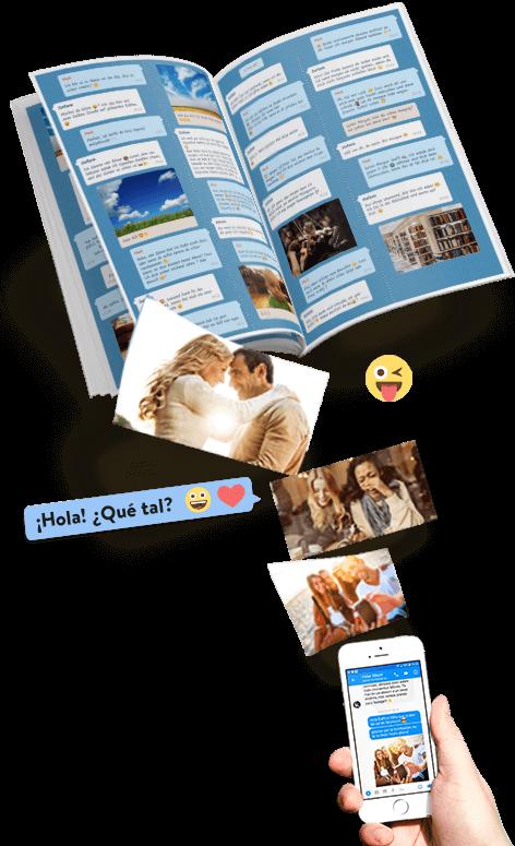 Libro Chat Facebook Messenger