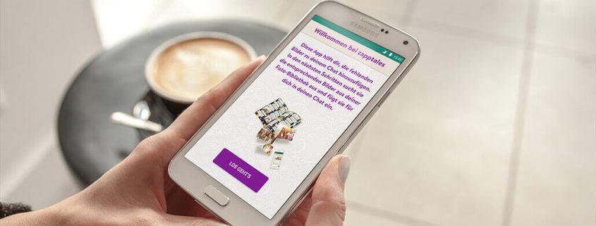 Die zapptales Android App