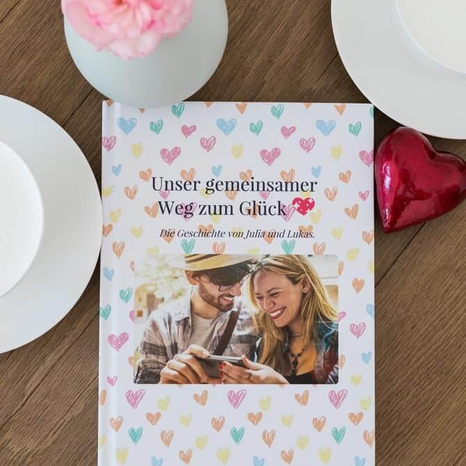 WhatsApp Lovestory für Pärchen