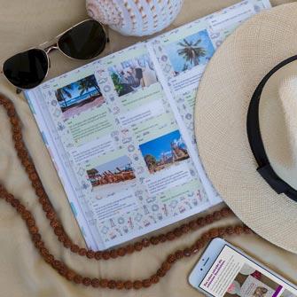 WhatsApp Buch für Reisen
