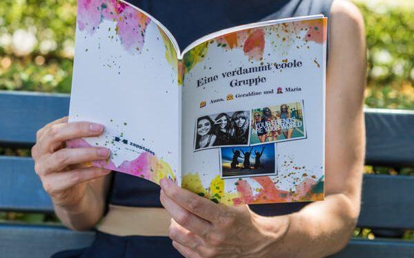 Mädls Chat Gruppe als Buch: OMG!