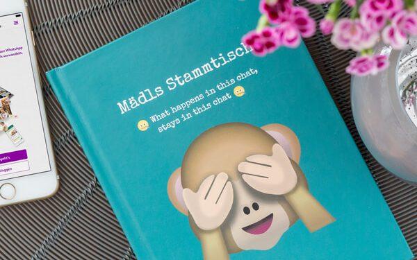 Mädls Stammtisch Chat als Buch