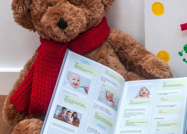 Baby Chat als Buch: Freude für die ganze Familie