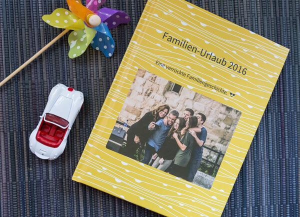 Familien WhatsApp Nachrichten als Buch drucken