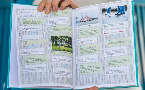 Hochzeit Chat als Buch
