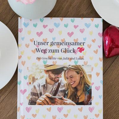 WhatsApp Lovestory als Buch