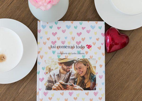 Libro chat parejas