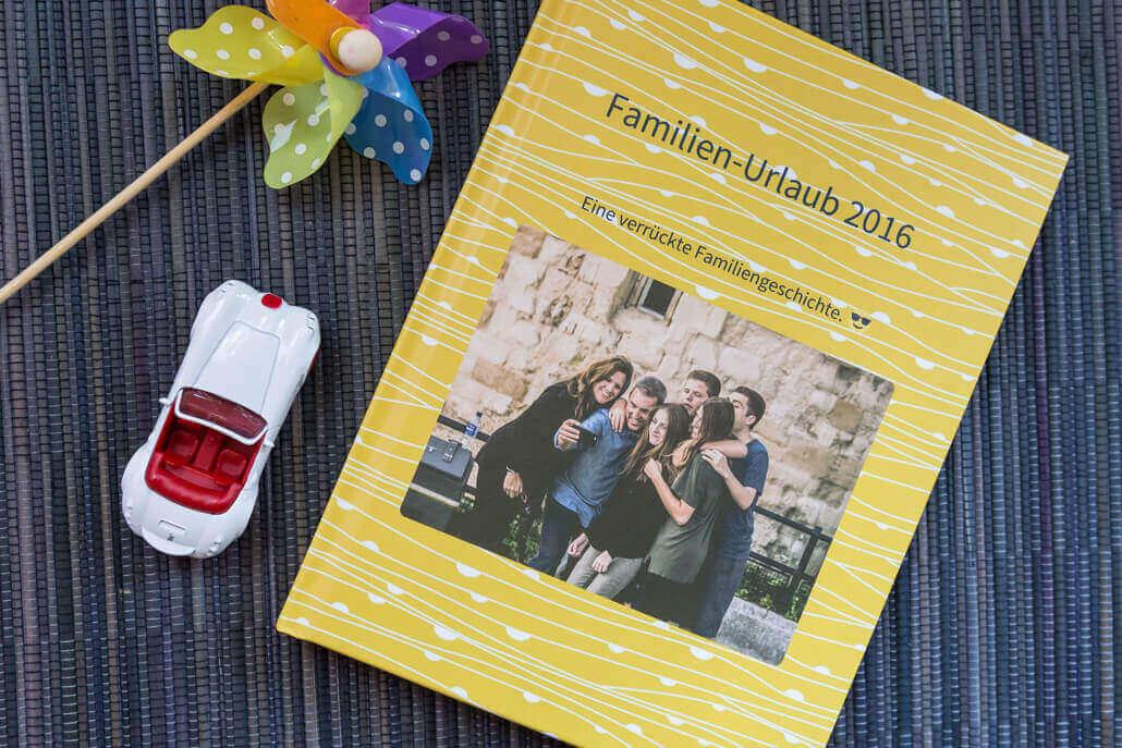 WhatsApp Familien Chat als Buch drucken