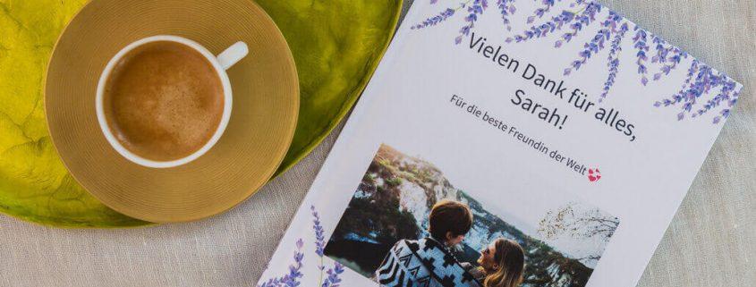 WhatsApp Verlauf mit der besten Freundin als zapptales Buch