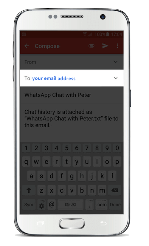 How to export a WhatsApp Chat: Complete guide for Android