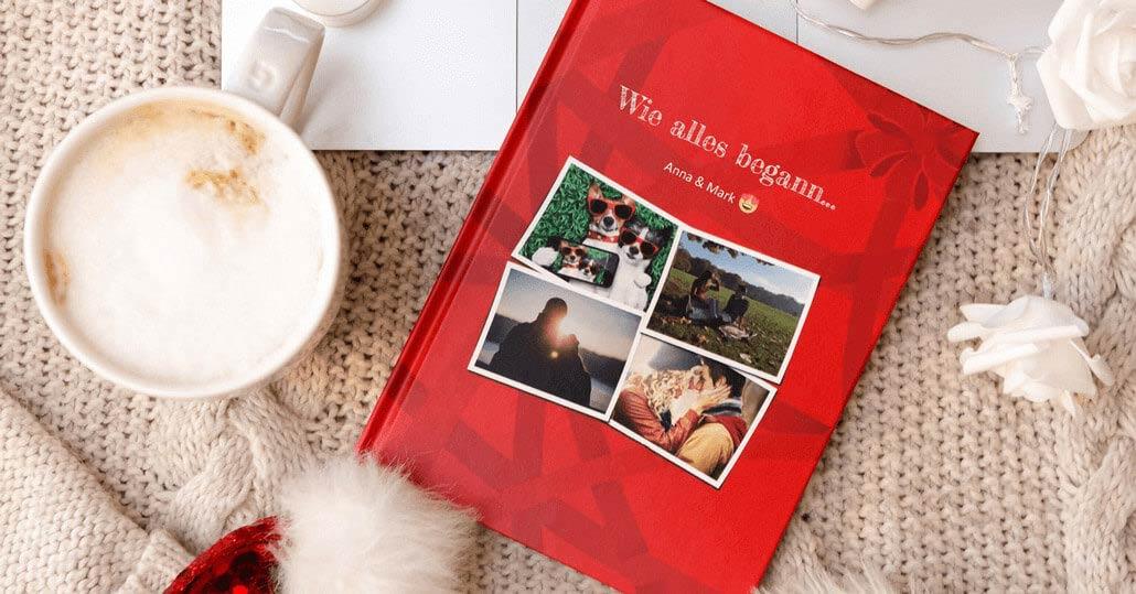 zapptales Weihnachtsedtion - Design mit roter Schleife