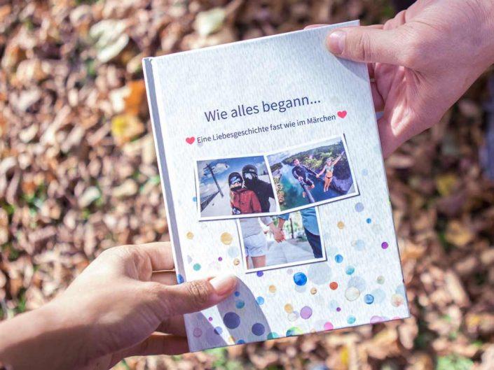 zapptales WhatsApp Buch für Pärchen