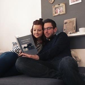 zapptales Kundenerfahrungen Das zapptales Buch von Olivia und Marco