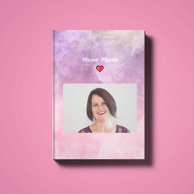 zapptales WhatsApp Buch Cover für Chat mit der verstorbenen Mutter