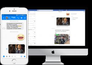 Facebook Messenger Chat speichern - So gehts