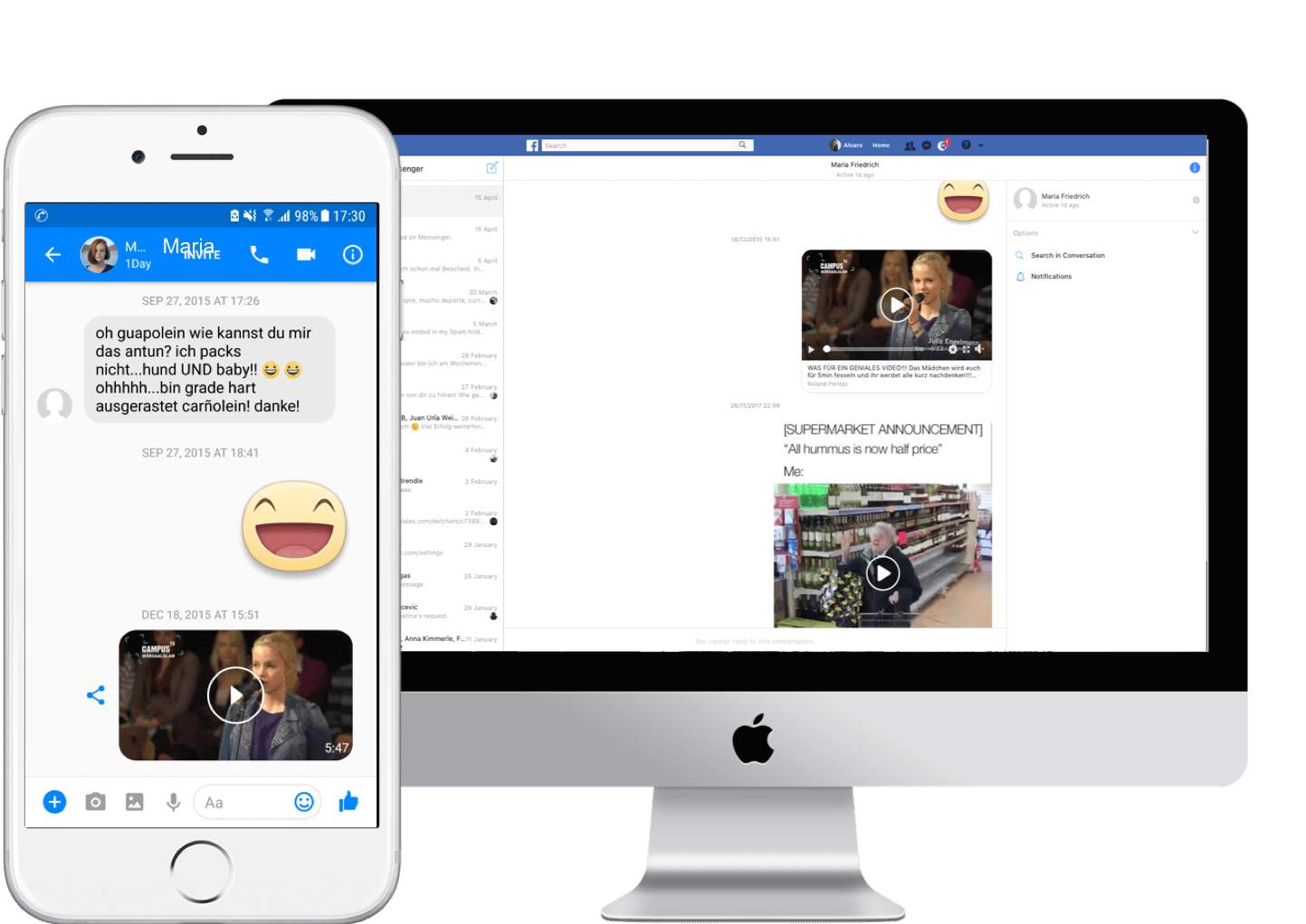 Download Facebook Messenger Chat History