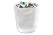 Papierkorb-Icon auf dem Mac