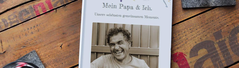 """WhatsApp Chat Buch """"Mein Papa & Ich"""""""