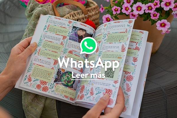 zapptales Libro WhatsApp
