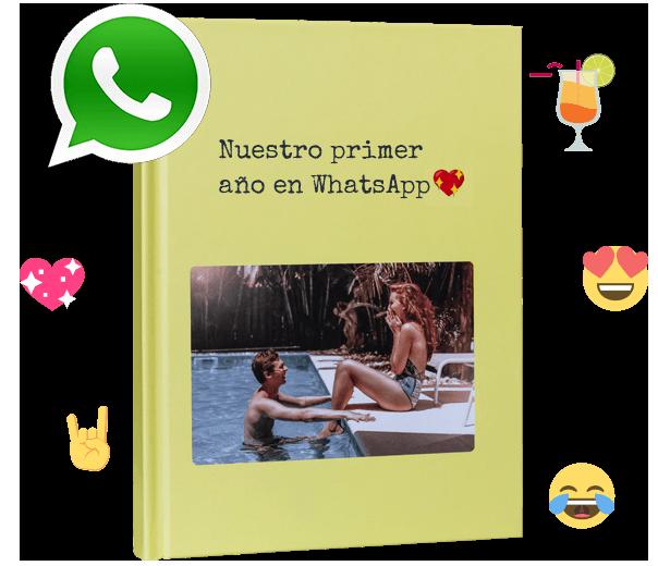 zapptales whatsapp libro tapa dura