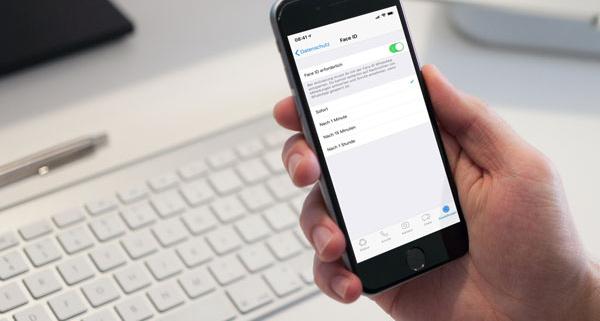 WhatsApp mit Fingerabdruck oder Gesichtserkennung sichern